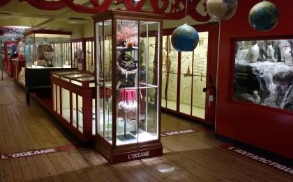 Galerie des continents